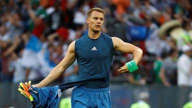 نوير: منتخب ألمانيا سيخوض كل مباراة وكأنها نهائي