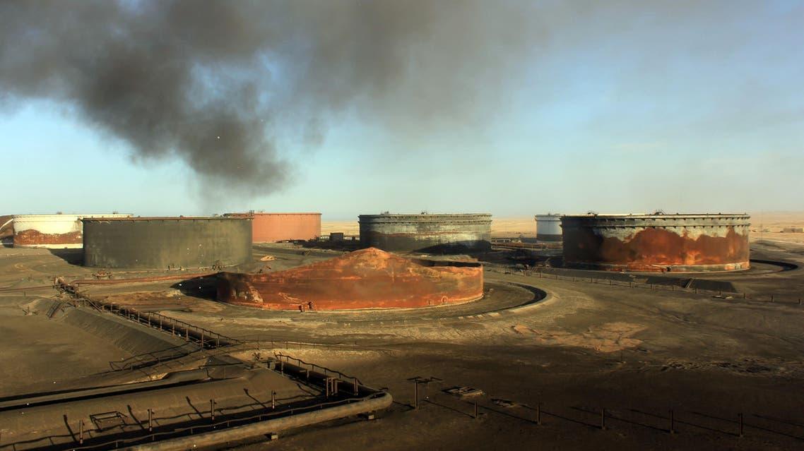 OIL LIBYA (AFP)
