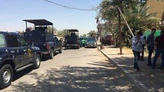 الشرطة العراقية تحاصر مقر حزب الله ببغداد