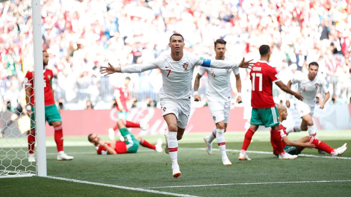 Morocco enjoyed majority of the possession and even had more shots and corner kicks. (Reuters)