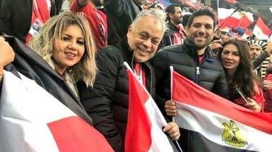 """""""فنانو مصر"""" تخرج عن صمتها: لم نطلب مقابلة اللاعبين"""