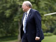 استقالة مساعد كبير موظفي البيت الأبيض من منصبه