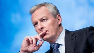 """وزير اقتصاد فرنسا: الاستدانة أفضل من """"الغرق""""!"""