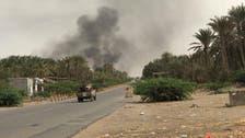 شاهد اللحظات الأولى من معركة تحرير مطار الحديدة
