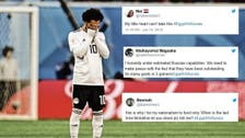 Heartbreak and frustration as Egypt fans vent World Cup gloom on Twitter