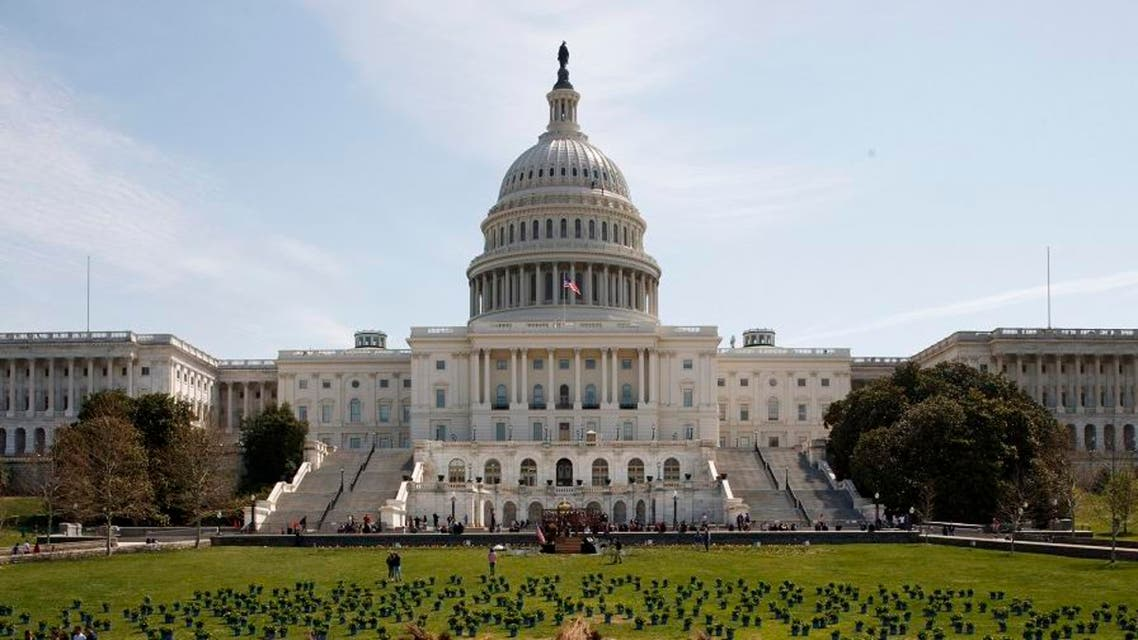 US Capitol building on Capitol Hill in Washington DC. (AP)