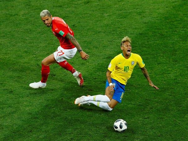 نيمار يعود إلى تدريبات البرازيل