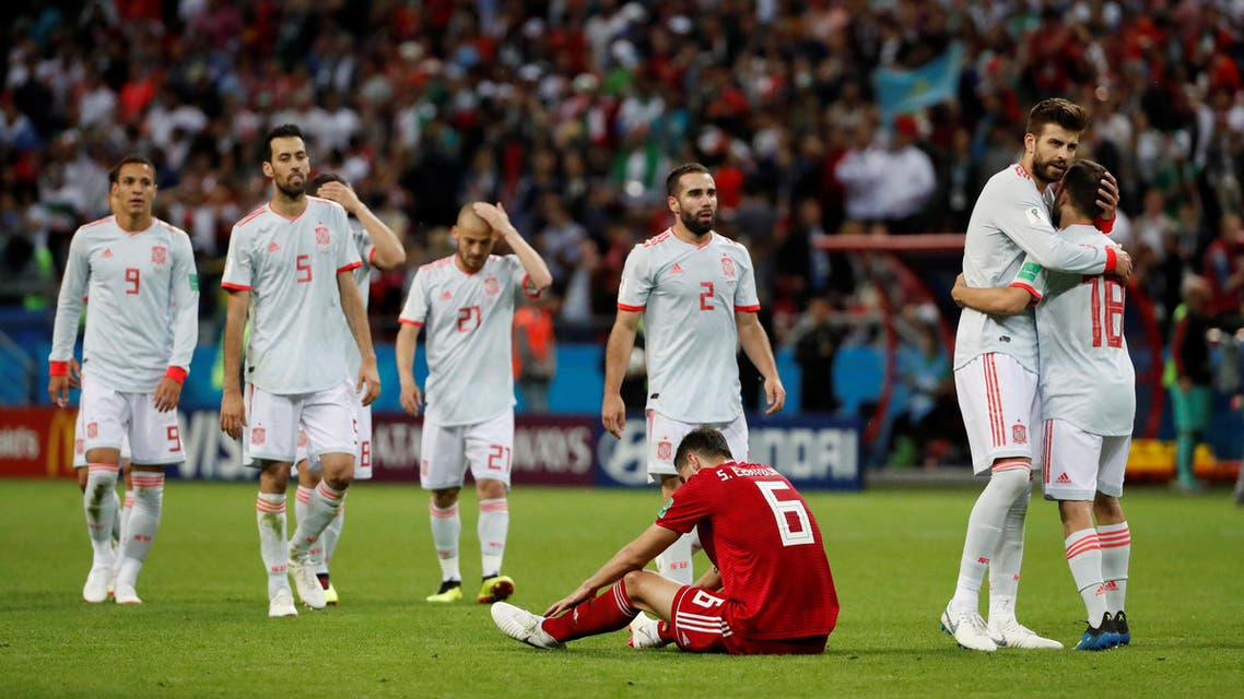 """""""This was practically a final, we had to win at whatever cost after the game with Portugal,"""" Said Isco. (Reuters)"""