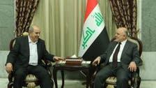 العراق.. العبادي وعلاوي يجريان مشاورات حول الحكومة