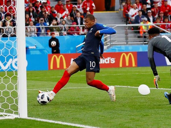 هدف مبابي يؤهل فرنسا ويعيد بيرو إلى أميركا الجنوبية