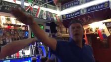 British police investigate World Cup fans in Nazi salute video