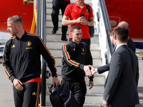 فيرمايلين يخوض أول حصة تدريبية مع بلجيكا