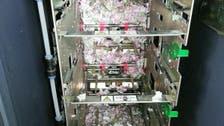 Rats break into ATM, munch through $18,000 in cash