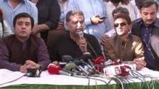 ''حمزہ شہباز کے بُوٹ پالش نہیں کرسکتا''زعیم قادری کا آزاد حیثیت میں الیکشن لڑنے کا اعلان