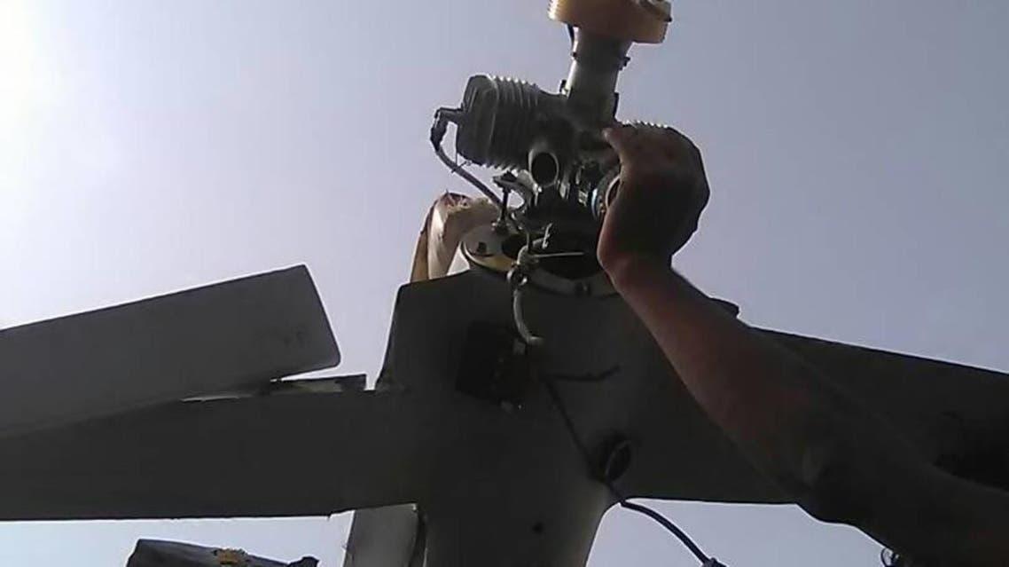 yemen drone iran (supplied)