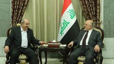 عراق میں نئی حکومت کی تشکیل کے لیے وزیراعظم اور نائب صدر کی مشاورت