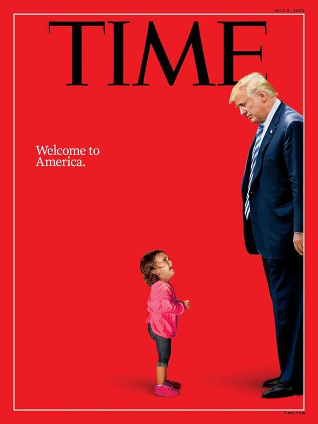 TIME magazine immigration cover. (TIME)