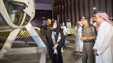 With women set to drive soon, Saudi Arabia launches three-day road safety event