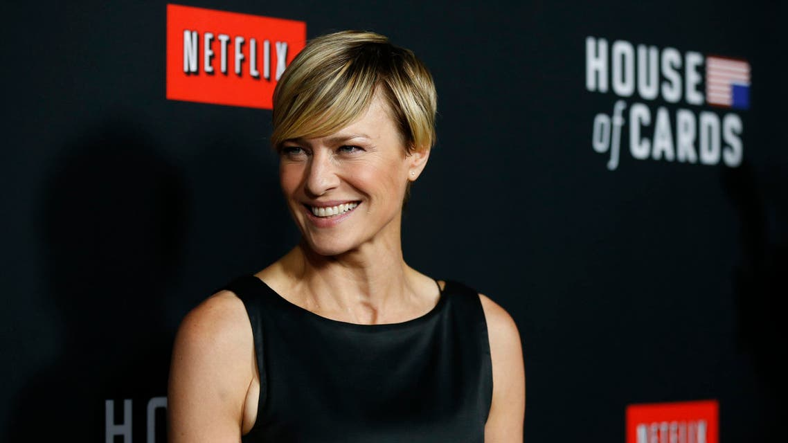 Robin Wright House of Cards (Reuters)