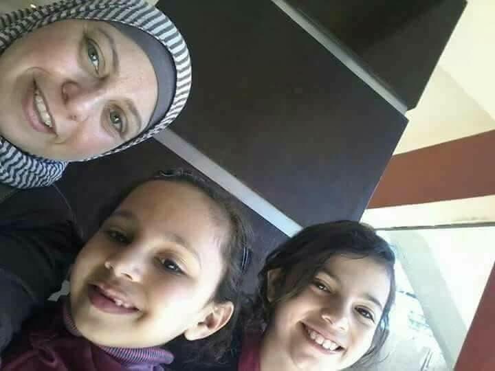 الأسرة التي راحت ضحية المذبحة