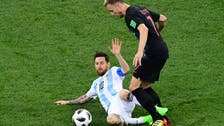 Classy Croatia rout Argentina 3-0 to reach second round