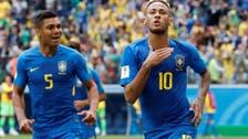 Coutinho, Neymar strike late to guide Brazil past Costa Rica