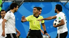 Egypt to file complaint against Paraguay referee after Russia defeat