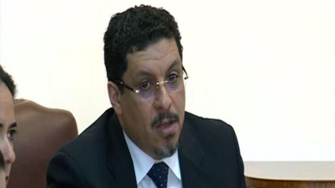 مندوب اليمن في الأمم المتحدة أحمد بن مبارك