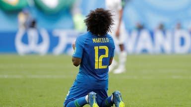 مارسيليو: البرازيليون لم يشعروا باليأس