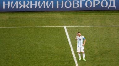 """ميسي.. خذل مارادونا والأرجنتين و""""كابوس"""" رونالدو يطارده"""