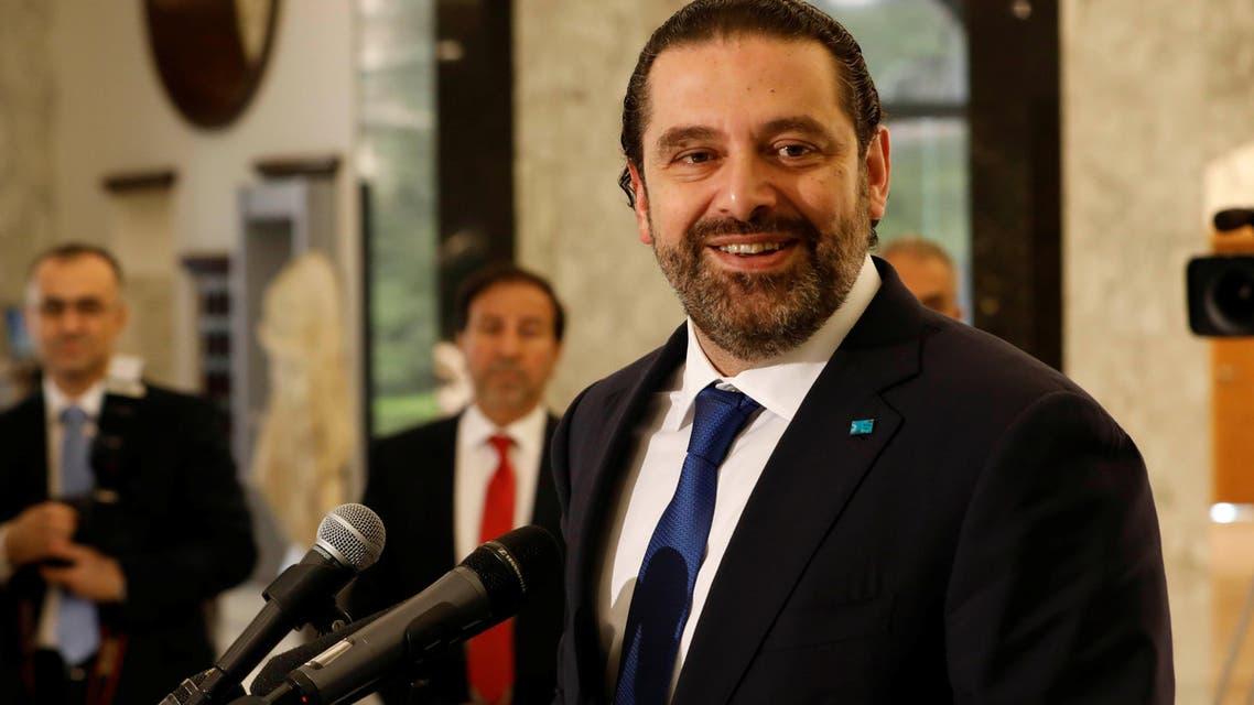 hariri (Reuters)