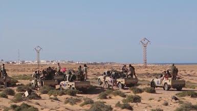 الجيش الليبي يسيطر على ميناءي السدرة وراس لانوف