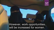 VIDEO: How Saudi Arabia will reap economic benefits from women driving