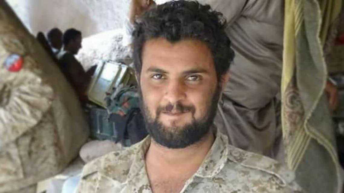 القيادي الحوثي احمد حسين القوبري