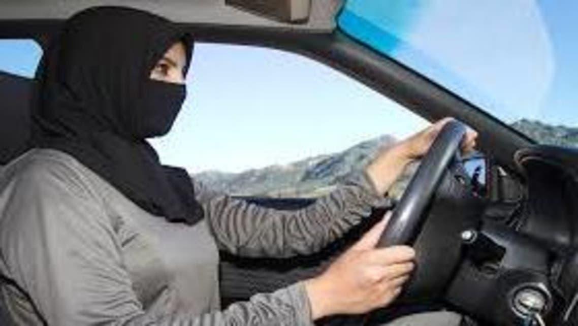 تعبيرية - قيادة المرأة