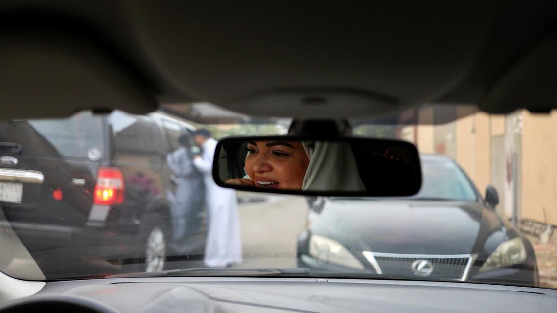 saudi woman driving  reuters