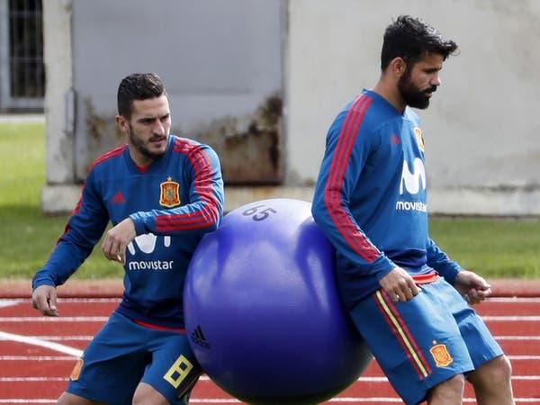 """لاعبو إسبانيا يفضلون """"القيلولة"""" على مشاهدة المونديال"""