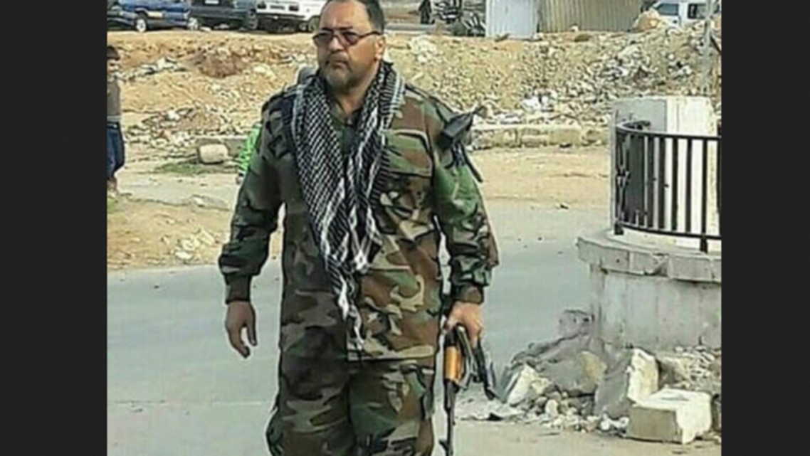 Iranian  General  Killed  in  Syria