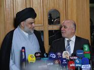 العراق.. هذا شرط الصدر للعبادي لرئاسة حكومة جديدة