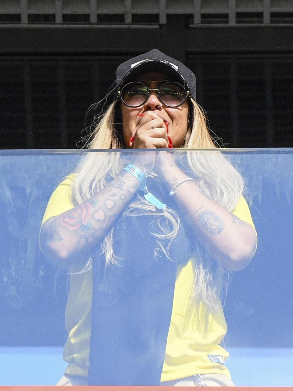 انتهت المباراة بفوز البرازيل بهدفين دون رد
