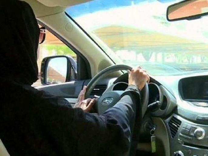 المرأة السعودية خلف المقود..  وهذه قيمة كل مخالفة