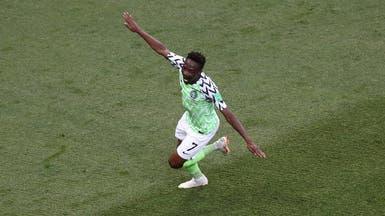 """النيجيري """"ليونيل موسى"""" يهدد ميسي في المباراة الحاسمة"""