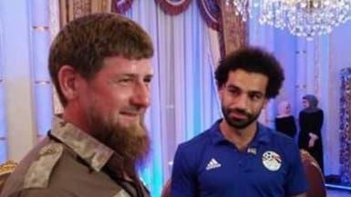 بعد شيخ الأزهر.. المواطنة الشيشانية لمحمد صلاح