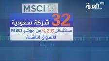 هذه الأسهم السعودية الأكثر استفادة من الترقية لـMSCI