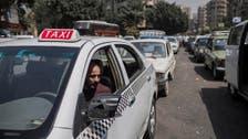Egypt's president approves law for ride-hailing apps