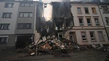 25 injured in building explosion in German city