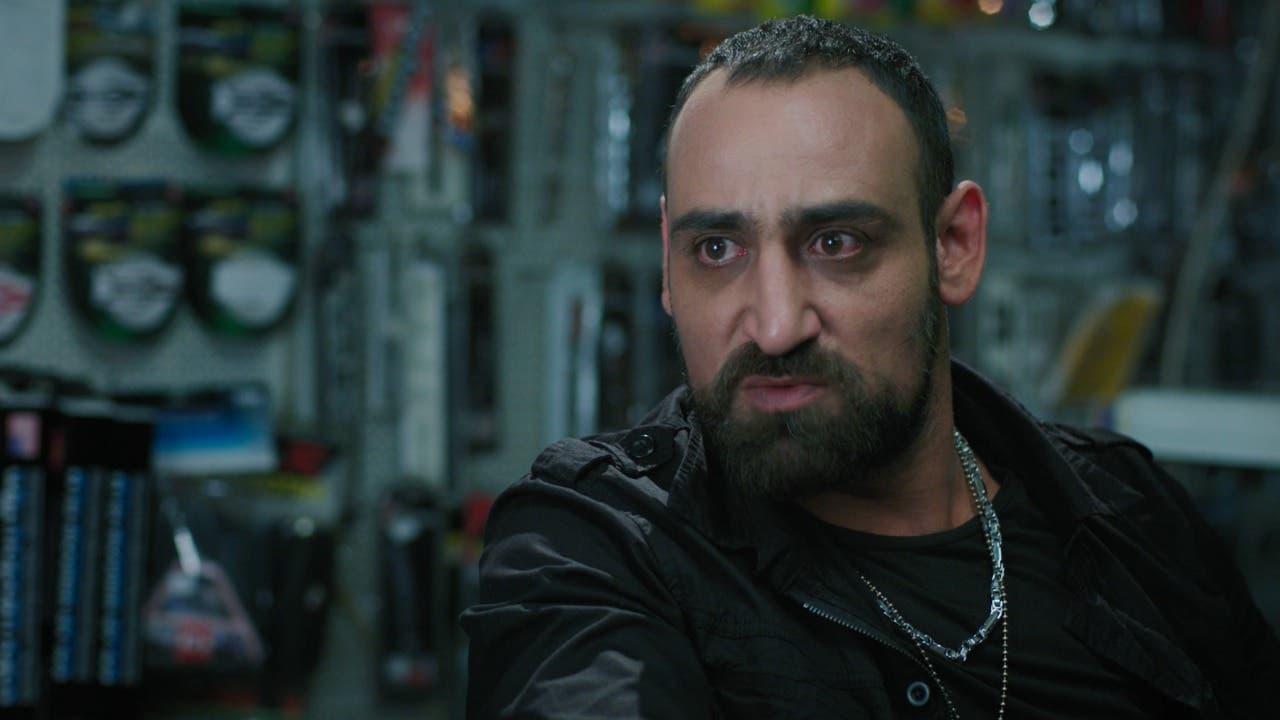 الممثل اللبناني عبدو شاهين
