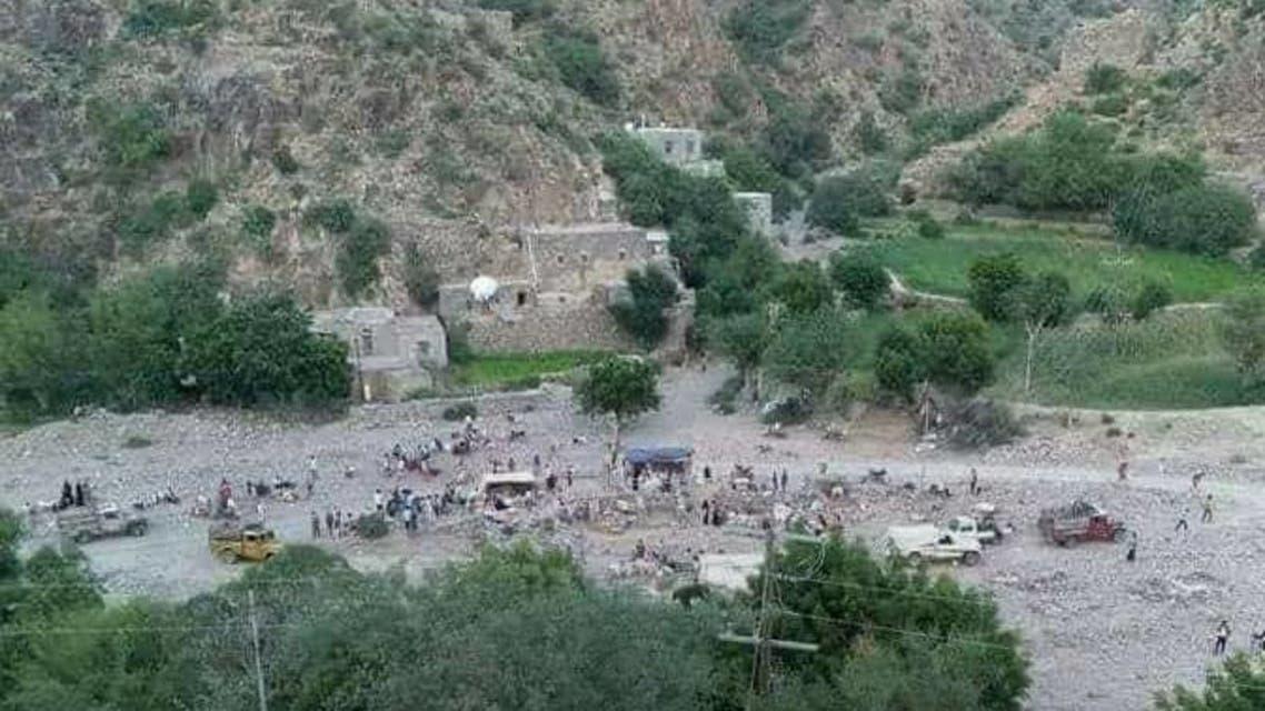 الجيش اليمني يواصل التقدم في مديرية القبيطة