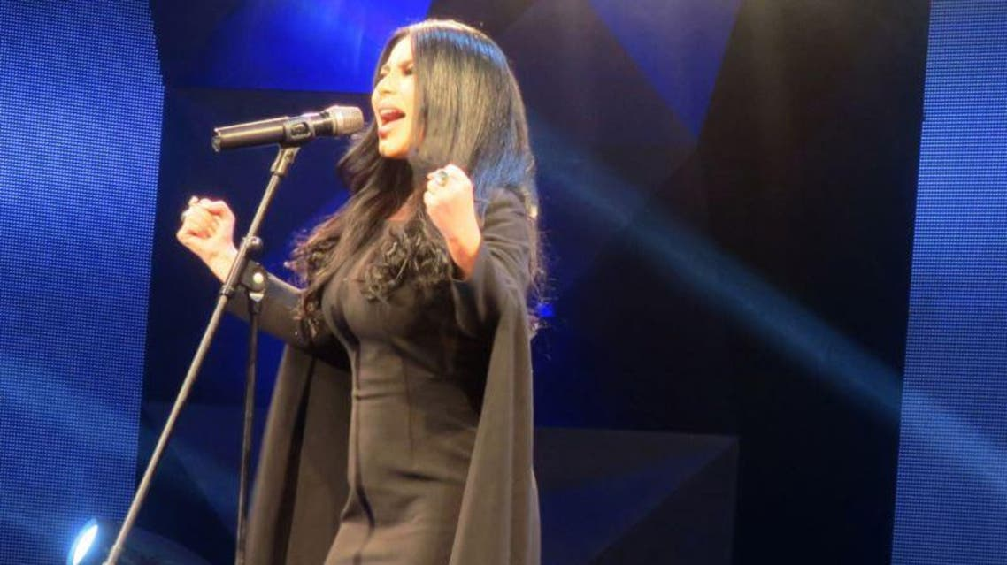 آریانا سعید آوازخوان افغانستان جایزه جهانی آزادی دریافت کرد