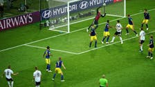 Last minute curse continues as Germany clinches game at the 95th minute